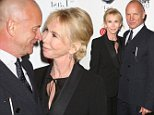 NEW YORK, NY - OCTOBER 26:  Trudie Styler and Sting attend the Broadway Opening Night performance of 'The Last Ship' at the Neil Simon Theatre on October 26, 2014 in New York City.  (Photo by Walter McBride/WireImage)