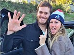 giseleofficialSo happy for my love!!! Go Pats!!! 51 points!!! ??????????
