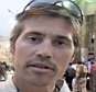James Foley of Rochester, N.H., a freelance journalist for GlobalPost, in Benghazi, Libya.  In a horrifying act of revenge for U.S. airstrikes in northern Iraq, militants with the Islamic State extremist group have beheaded Foley ó and are threatening to kill another hostage, U.S. officials say.    (AP Photo/GlobalPost, File)