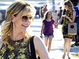 EXCLUSIVE: Laura Dern wears a risky see-through dress on a shopping trip with her daughter in LA! Dern was seen wearing the flowery dress as she grabbed a quick snack at the Brentwood Country Mart in Los Angeles. Dern was famously in 'Jurassic Park'.\n\nPictured: Laura Dern and Jaya Harper\nRef: SPL875050  261014   EXCLUSIVE\nPicture by: Splash News\n\nSplash News and Pictures\nLos Angeles:\t310-821-2666\nNew York:\t212-619-2666\nLondon:\t870-934-2666\nphotodesk@splashnews.com\n