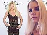 ATLANTA, GA - OCTOBER 11:  Jessica Simpson wearing Jessica Simpson Collection  attends an in-store event at Dillard's Perimeter Mall on October 11, 2014 in Atlanta, Georgia.  (Photo by Jamie McCarthy/Getty Images for Jessica Simpson Collection)