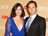 Mandatory Credit: Photo by Gregory Pace/BEI/REX (3384322dh).. Jessica Ciencin Henriquez and Josh Lucas.. CNN Heroes: An All Star Tribute, New York, America - 19 Nov 2013.. ..