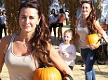 25 Oct 2014 - WEST HOLLYWOOD - USA  KYLE RICHARDS AT THE PUMPKIN PATCH  BYLINE MUST READ : XPOSUREPHOTOS.COM  ***UK CLIENTS - PICTURES CONTAINING CHILDREN PLEASE PIXELATE FACE PRIOR TO PUBLICATION ***  **UK CLIENTS MUST CALL PRIOR TO TV OR ONLINE USAGE PLEASE TELEPHONE  44 208 344 2007 ***