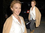 Celebrities at Chiltern Firehouse restaurant in Marylebone\nFeaturing: Kylie Minogue\nWhere: London, United Kingdom\nWhen: 27 Oct 2014\nCredit: WENN.com