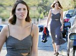 26.OCTOBER.2014 - WEST HOLLYWOOD - USA\n*** EXCLUSIVE ALL ROUND PICTURES AVAILABLE FOR UK ONLY ***\nAMERICAN SINGER SONGWRITER AND ACTRESS MANDY MOORE SEEN LEAVING HER FRIEND'S HOUSE IN WEST HOLLYWOOD CALIFORNIA.\nBYLINE MUST READ : XPOSUREPHOTOS.COM\n***UK CLIENTS - PICTURES CONTAINING CHILDREN PLEASE PIXELATE FACE PRIOR TO PUBLICATION *** CLIENTS MUST CALL PRIOR TO TV OR ONLINE USAGE PLEASE TELEPHONE 020 8344 2007