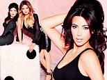 The Kardashians for Lipsy