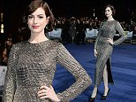 29/10/2014\\nInterstellar Premiere at The Odeon Leicester Square\\nAnne Hathaway
