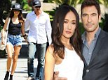 17 Jul 2014, West Hollywood, California, USA --- Maggie Q, and Dylan McDermott attend the CBS, CW And Showtime Annual Summer Soiree during the 2014 TCA at Pacific Design Center on July 17, 2014 in West Hollywood, California. (Photo by Paul A. Hebert / Press Line Photos) --- Image by © Paul A. Hebert/Press Line Photos/Corbis