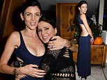 LOS ANGELES, CA - OCTOBER 28:  Model Liberty Ross attends the Teen Cancer America Fundraiser hosted by Darren Strowger, Roger Daltrey and Rebecca Rothstein on October 28, 2014 in Los Angeles, California.   Pic Credit: Dave Benett