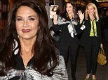 NEW YORK, NY - OCTOBER 28:  Lynda Carter attends the first Broadway preview for 'Side Show' at the St. James Theatre on October 28, 2014 in New York City.  (Photo by Walter McBride/Getty Images)
