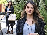 Mandatory Credit: Photo by Startraks Photo/REX (4225627c)  Nikki Reed  Nikki Reed out and about, Los Angeles, America - 27 Oct 2014
