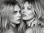 cara delevingne kate moss burberry from source: http://www.dailymail.co.uk/femail/article-2739897/Is-fashion-s-hottest-pairing-Kate-Moss-Cara-Delevingne-cosy-risque-shoot-latest-Burberry-fragrance-campaign.html
