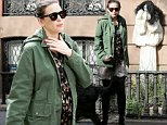 New York, NY - It looks like Liv Tyler is getting in the Halloween spirit as her home was decorated with creepy Halloween decorations.  The actress left her house and tried to cover up her growing baby bump in a printed dress with an olive jacket, black leggings and boots.\nAKM-GSI          October 29, 2014\nTo License These Photos, Please Contact :\nSteve Ginsburg\n(310) 505-8447\n(323) 423-9397\nsteve@akmgsi.com\nsales@akmgsi.com\nor\nMaria Buda\n(917) 242-1505\nmbuda@akmgsi.com\nginsburgspalyinc@gmail.com