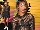 Celebrities attend Red Bull Culture Clash in Earls Court, London\nFeaturing: Guest,Jourdan Dunn\nWhere: London, United Kingdom\nWhen: 30 Oct 2014\nCredit: Phil Lewis/WENN.com