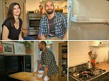 Couple manages to live in just 242 square feet