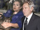 Picture Shows: Harrison Ford  November 01, 2014\n \n Celebrities seen arriving for the Star Wars wrap party in London, UK.\n \n Non Exclusive\n WORLDWIDE RIGHTS \n \n Pictures by : FameFlynet UK © 2014\n Tel : +44 (0)20 3551 5049\n Email : info@fameflynet.uk.com