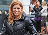 30.OCTOBER.2014  - LONDON  - UK *** EXCLUSIVE ALL ROUND PICTURES STRICTLY FOR UK NEWSPAPERS ONLY *** PRINCESS BEATRICE SEEN DIRECTING HER WORK COLLEAGUES FROM SONY IN MAKING A VIDEO IN SOHO, LONDON, UK. BYLINE MUST READ : XPOSUREPHOTOS.COM ***UK CLIENTS - PICTURES CONTAINING CHILDREN PLEASE PIXELATE FACE PRIOR TO PUBLICATION *** **UK CLIENTS MUST CALL PRIOR TO TV OR ONLINE USAGE PLEASE TELEPHONE  442083442007