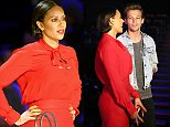Mel B looks stunning in red as Jack Walton and Stereo Kicks rehearse and Louis Tomlinson makes a surprise appearance at the X Factor live show rehearsals in London.\n\nPictured: Mel B\nRef: SPL879424  311014  \nPicture by: Syco / Thames / Corbis\n\nSplash News and Pictures\nLos Angeles: 310-821-2666\nNew York: 212-619-2666\nLondon: 870-934-2666\nphotodesk@splashnews.com\n