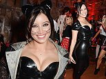 LONDON, ENGLAND - OCTOBER 31:  Daisy Lowe attends 'Death Of A Geisha' hosted by Fran Cutler and Cafe KaiZen on October 31, 2014 in London, England.   Pic Credit: Dave Benett