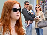 Amy Adams and her Husband Darren take their daughter Aviana out to breakfast in west hollywood\n\nPictured: Amy Adams, Aviana Olea Le Gallo, Darren Le Gallo\nRef: SPL880573  021114  \nPicture by: Fern / Splash News\n\nSplash News and Pictures\nLos Angeles: 310-821-2666\nNew York: 212-619-2666\nLondon: 870-934-2666\nphotodesk@splashnews.com\n