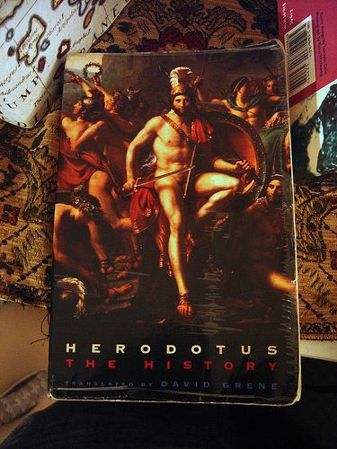 Herodotus, the Naked Man Edition