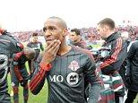 FOOTBALL. Toronto FC V DC United. (1-0) Jermain Defoe