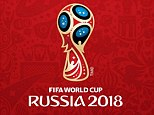 The official emblem for the 2018 World Cup in Russia was unveiled on Tuesday via a live feed by cosmonauts