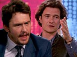 James Franco Interviews Orlando Bloom and It's Hysterical