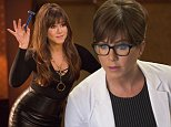 ANISTON IS BACK AND RAZORS LAUGHS ALL ROUND IN MOVIE HORIBLE BOSSES 2 \\n\\nJennifer Aniston looks more than a Bic tasty in her new movie as she prepares to seduce her patients.\\n\\n75596\\nEDITORIAL USE ONLY