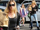 EXCLUSIVE: Denise Richards does some shopping with her daughters in Beverly Hills, LA.\n\nPictured: Denise Richards, Sam Sheen and Lola Rose Sheen\nRef: SPL880976  041114   EXCLUSIVE\nPicture by: PAT / Splash News\n\nSplash News and Pictures\nLos Angeles: 310-821-2666\nNew York: 212-619-2666\nLondon: 870-934-2666\nphotodesk@splashnews.com\n