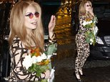 *** Not available for subscription clients until after 22.00 on 051114 ***\nEXCLUSIVE ALLROUNDERLady Gaga leaves the Mediolanum Forum in Milan after performing at the venue\nFeaturing: Lady Gaga\nWhere: Milan, Italy\nWhen: 04 Nov 2014\nCredit: KIKA/WENN.com\n**Only available for publication in UK, Germany, Austria, Switzerland**