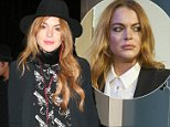EXCLUSIVE: Actress Lindsay Lohan seen leaving the Playhouse Theatre in London's West End after another performance in the play, 'Speed-the-Plow'. Lindsay slipped out of a side door to try and avoid meeting fans and photographers, but was seen as she exited from the side door. She was photographed wearing a fedora hat with a black suit jacket and trousers, and a black shirt with guns printed all over it.\n\nPictured: Lindsay Lohan\nRef: SPL874330  251014   EXCLUSIVE\nPicture by: WeirPhotos / Splash News\n\nSplash News and Pictures\nLos Angeles:\t310-821-2666\nNew York:\t212-619-2666\nLondon:\t870-934-2666\nphotodesk@splashnews.com\n