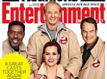 Entertainment Weekly Billy Murray Ghost Busters