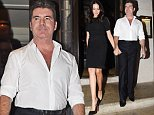 04.NOVEMBER.2014  - LONDON  - UK\n*** EXCLUSIVE ALL ROUND PICTURES ***\nSIMON COWELL AND HIS GIRLFRIEND LAUREN SILVERMAN SEEN LEAVING 34 RESTAURANT IN LONDON AFTER DINNING OUT TOGETHER. THE COUPLE WERE JOINED BY PR FRIEND JONATHAN CHALIT.\nBYLINE MUST READ : XPOSUREPHOTOS.COM\n***UK CLIENTS - PICTURES CONTAINING CHILDREN PLEASE PIXELATE FACE PRIOR TO PUBLICATION ***\n**UK CLIENTS MUST CALL PRIOR TO TV OR ONLINE USAGE PLEASE TELEPHONE  442083442007