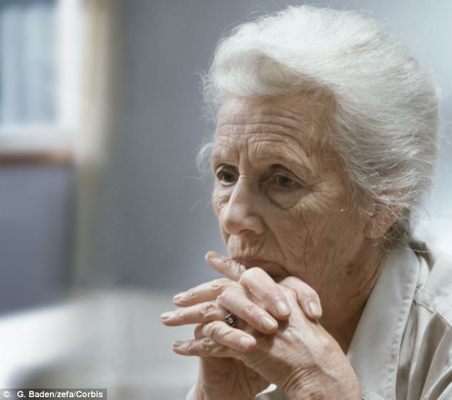 A total of 105,000 cases were reported last year and a quarter of them involved a victim aged 85 or over