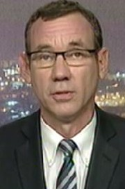 Mark Regev spokesman for Israel