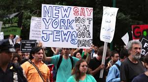 NY Jews - Not in our name