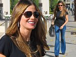 Beverly Hills, CA - Sofia Vergara does some shopping for furniture in Beverly Hills. The 'Modern Family' star shopped with some friends or possibly her interior designer in a black tee, flared denim jeans, which put her nice derriere on display and carried a grey Coco Chanel handbag while out shopping.\nAKM-GSI    November  7, 2014\nTo License These Photos, Please Contact :\nSteve Ginsburg\n(310) 505-8447\n(323) 423-9397\nsteve@akmgsi.com\nsales@akmgsi.com\nor\nMaria Buda\n(917) 242-1505\nmbuda@akmgsi.com\nginsburgspalyinc@gmail.com