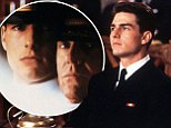 No Merchandising. Editorial Use Only.. Mandatory Credit: Photo by SNAP/REX (390895hg).. 'A FEW GOOD MEN' 1992 Demi Moore, Tom Cruise, Kelvin Pollack.. VARIOUS.. ..
