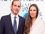 Mandatory Credit: Photo by Nick Harvey/REX (4197908e).. Andrea Casiraghi and Tatiana Santo Domingo.. Bianca Jagger hosts 'Arts for Human Rights' Humanitarian Rights Foundation dinner, London, Britain - 14 Oct 2014.. ..