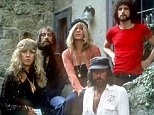 "CIRCA 1977:  (L-R) Stevie Nicks, Mick Fleetwood, Christine McVie, John McVie and Lindsey Buckingham of the rock group ""Fleetwood Mac"" pose for a portrait in circa 1977. (Photo by Michael Ochs Archives/Getty Images)"