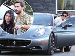 Kris Jenner  stopped by Calabasas Luxury Motorcars for a test drive in a new  Ferrari.  The Kardashian matriach was in all white, on November 6, 2014 X17online.com\nNO WEB SITE USAGE\nAny queries call X17 UK Office /0034 966 713 949/926 \nAlasdair 0034 630576519 \nGary 0034 686421720\nLynne 0034 611100011