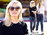 Kirsten Dunst was all smiles while out with a friend in the Toluca Lake neighborhood of Los Angeles, CA. The two headed to lunch at the Counter for some burgers and fries.\n\nPictured: Kirsten Dunst\nRef: SPL884660  071114  \nPicture by: Sharpshooter Images / Splash\n\nSplash News and Pictures\nLos Angeles: 310-821-2666\nNew York: 212-619-2666\nLondon: 870-934-2666\nphotodesk@splashnews.com\n