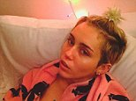 MUST BYLINE: EROTEME.CO.UK FOR UK SALES: Contact Caroline 44 207 431 1598 Celebrity social network pictures. Picture shows: Miley Cyrus NON-EXCLUSIVE     Monday 10th November 2014 Job: 141110UT1   London, UK EROTEME.CO.UK 44 207 431 1598 Disclaimer note of Eroteme Ltd: Eroteme Ltd does not claim copyright for this image. This image is merely a supply image and payment will be on supply/usage fee only.