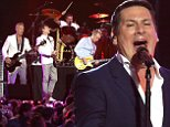 Picture Shows: Spandau Ballet  November 10, 2014    British band Spandau Ballet performing live on 'Jimmy Kimmel Live!' in Hollywood, California on November 10, 2014.    Non-Exclusive  UK RIGHTS ONLY    Pictures by : FameFlynet UK    2014  Tel : +44 (0)20 3551 5049  Email : info@fameflynet.uk.com