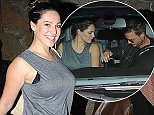 Kelly Brook exits from dinner with friends at Benihana.  Pictured: Kelly Brook  Ref: SPL887319  101114   Picture by: Vladimir Labissiere/Splash News  Splash News and Pictures Los Angeles: 310-821-2666 New York: 212-619-2666 London: 870-934-2666 photodesk@splashnews.com Kelly Brook exits from dinner with friends at Benihana.  Pictured: Kelly Brook  Ref: SPL887319  101114   Picture by: Vladimir Labissiere/Splash News  Splash News and Pictures Los Angeles: 310-821-2666 New York: 212-619-2666 London: 870-934-2666 photodesk@splashnews.com