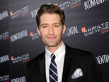 FILE - In this Nov. 9, 2014 file photo, actor Matthew Morrison arrives at he 8th Annual Hamilton Behind The Camera Awards in Los Angeles. Morrison, who played choir teacher Will Schuester for six season on ¿Glee,¿ will star in ¿Finding Neverland,¿ a musical directed by Diane Paulus that explores the Peter Pan book's back story. Previews begin in March. (Photo by Richard Shotwell/Invision/AP, File)