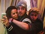 Instagram/Liam Payne http://instagram.com/p/oq2bgIA1VS/?modal=true Liam Payne and Sophia Smith Niall Horan
