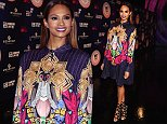 GLASGOW, SCOTLAND - NOVEMBER 09:  Alesha Dixon attends the MTV EMA's 2014 at The Hydro on November 9, 2014 in Glasgow, Scotland.  (Photo by Jeff Kravitz/FilmMagic)