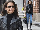 Katie Holmes walks to lunch in Tribeca in NYC.\n\nPictured: Katie Holmes\nRef: SPL888076  121114  \nPicture by: Ron Asadorian/Splash News\n\nSplash News and Pictures\nLos Angeles: 310-821-2666\nNew York: 212-619-2666\nLondon: 870-934-2666\nphotodesk@splashnews.com\n